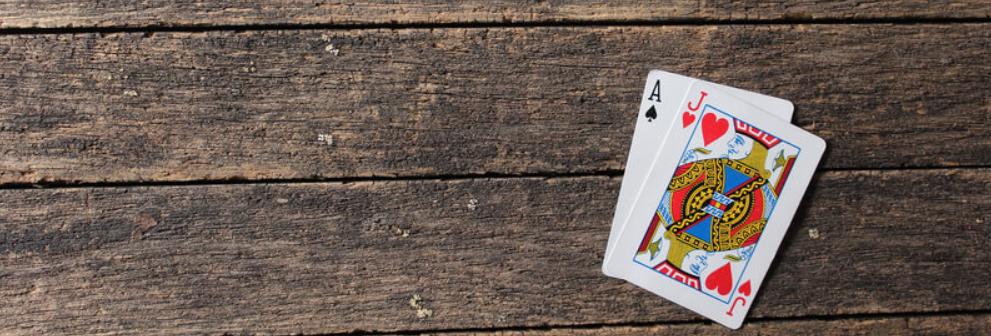 Blackjack på nett på norske casinoer